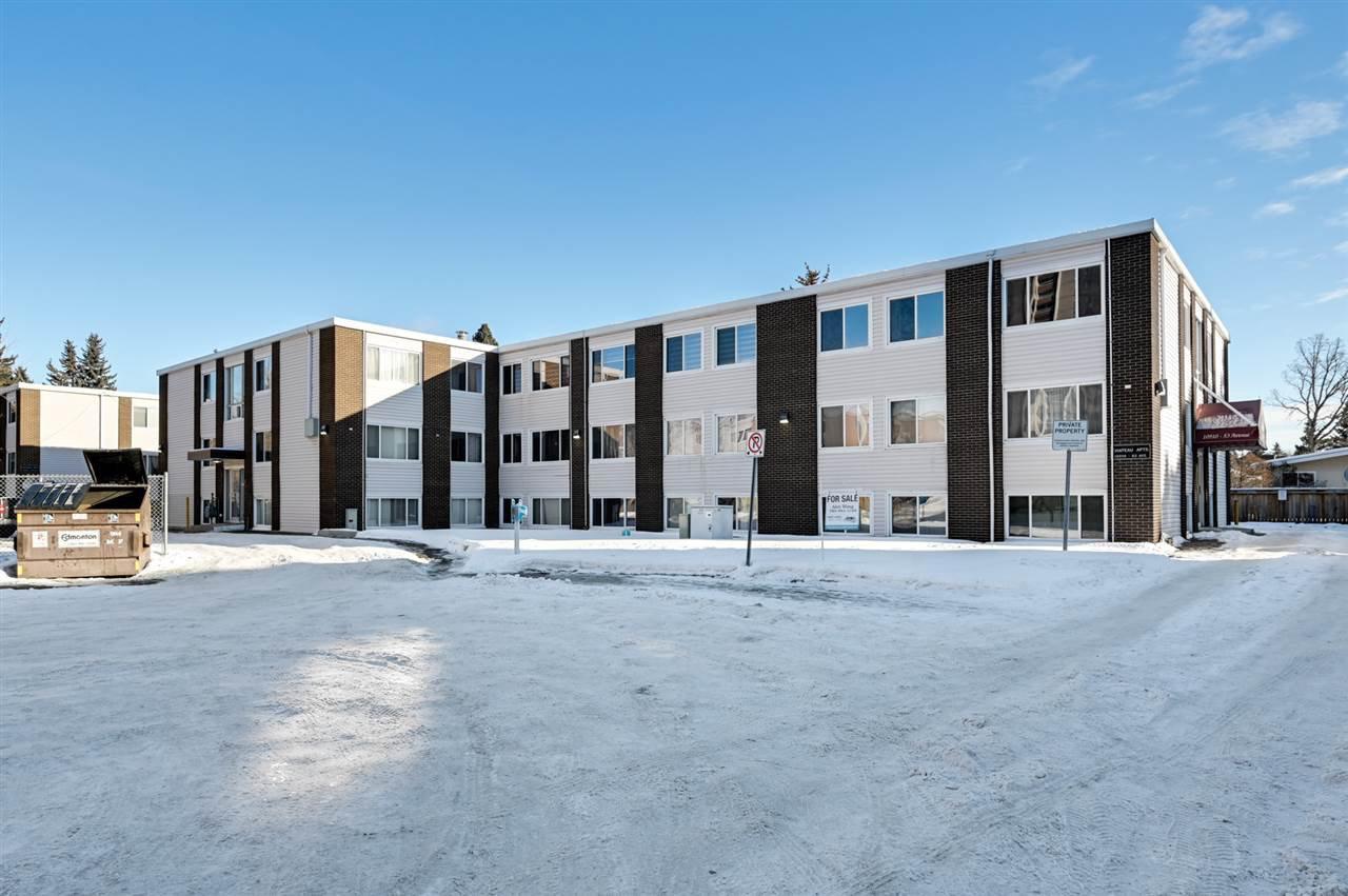 Main Photo: 7 10910 53 Avenue in Edmonton: Zone 15 Condo for sale : MLS®# E4186402