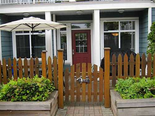 Main Photo: 8 6300 LONDON Road: Steveston South Home for sale ()  : MLS®# V1009898