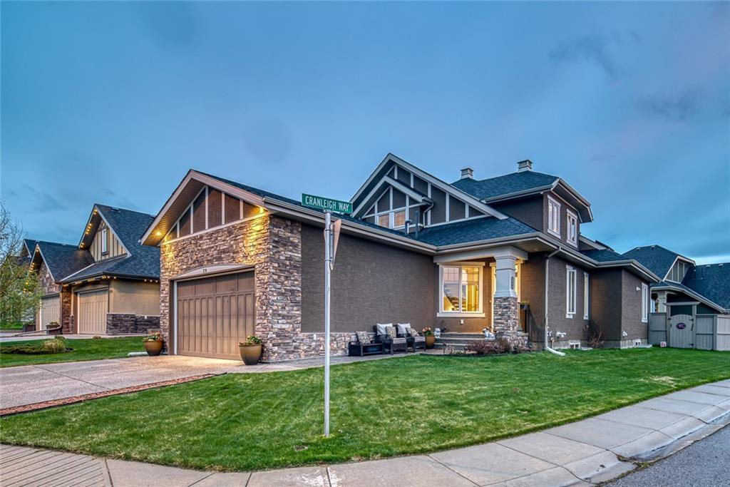 Main Photo: 278 CRANLEIGH Place SE in Calgary: Cranston Detached for sale : MLS®# C4295663