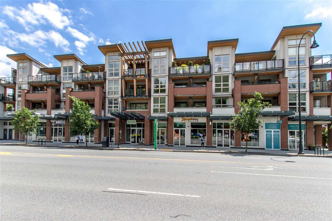 "Main Photo: 303 1177 MARINE Drive in North Vancouver: Norgate Condo for sale in ""THE DRIVE"" : MLS®# R2497656"