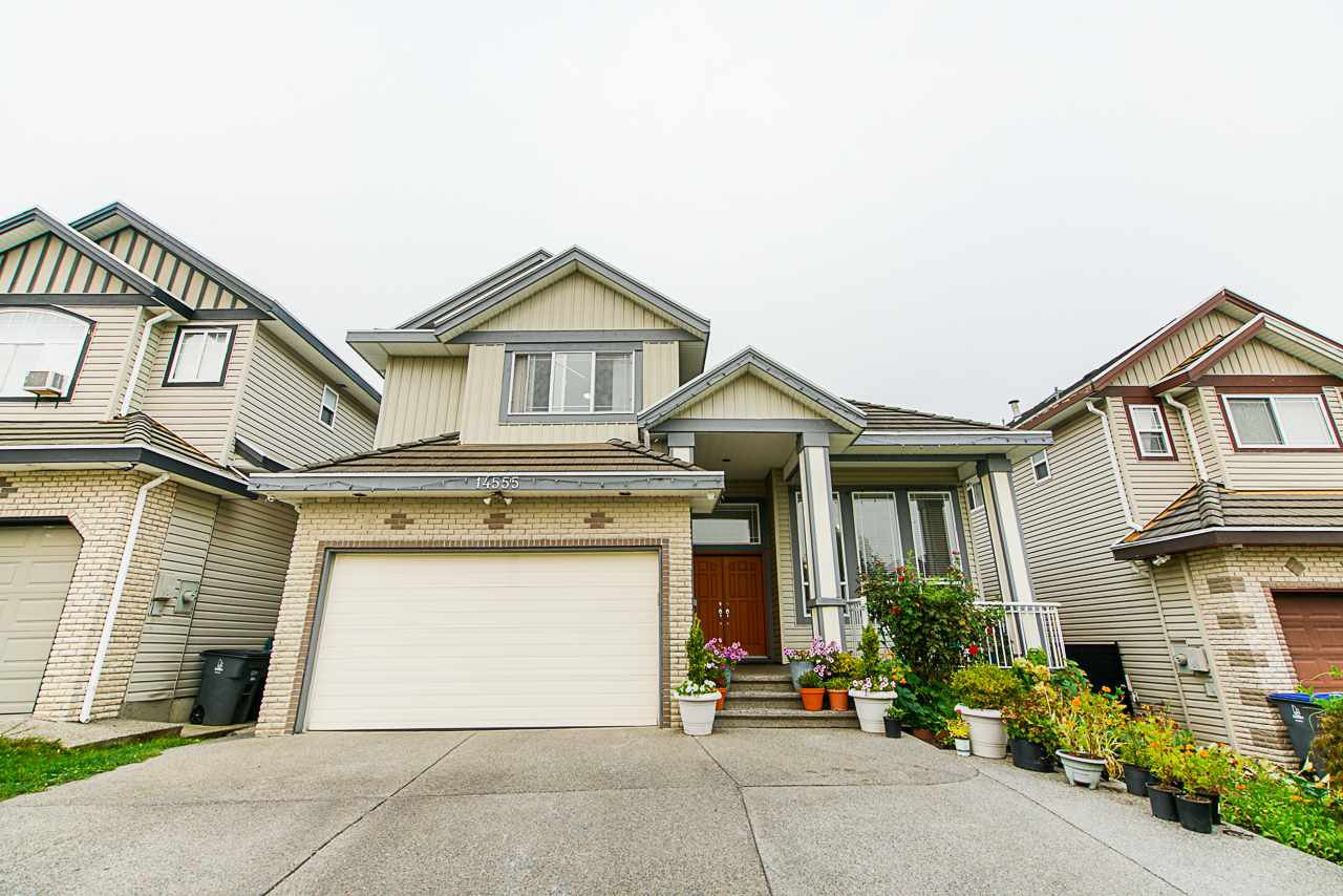 Main Photo: 14555 80B Avenue in Surrey: Bear Creek Green Timbers House for sale : MLS®# R2498228