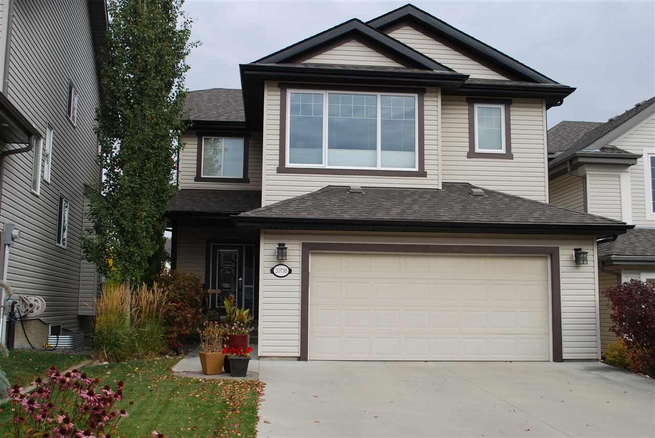 Main Photo: 20718 56A Avenue in Edmonton: Zone 58 House for sale : MLS®# E4216952