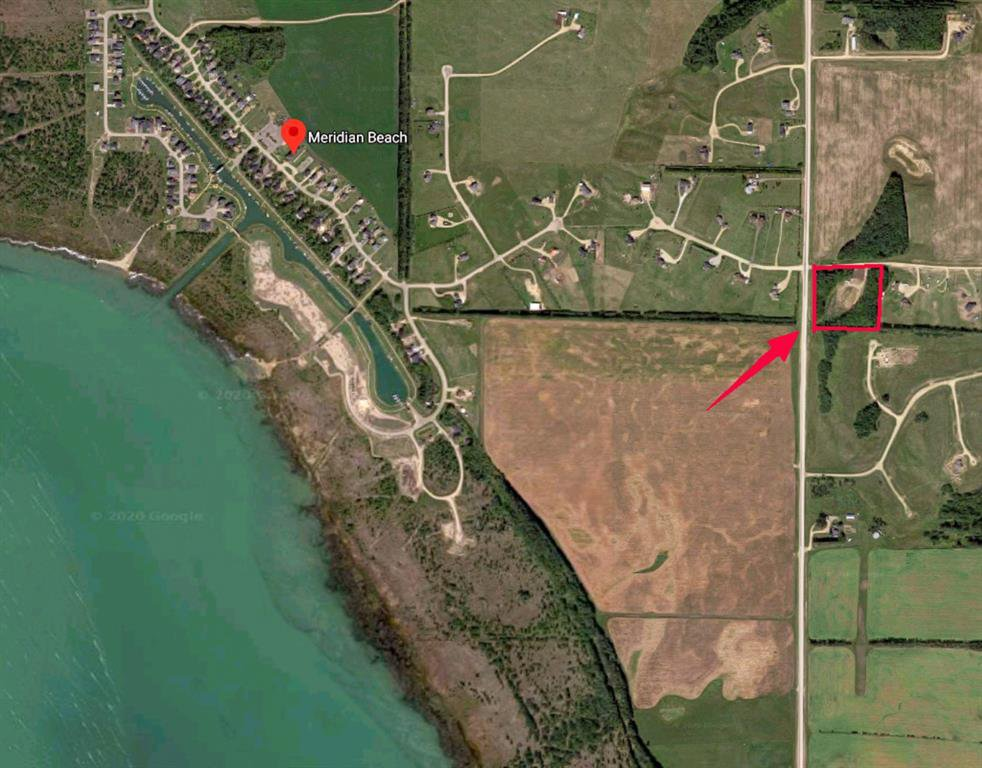 Main Photo: 421007 Range Road 284 in Rural Ponoka County: NONE Land for sale : MLS®# A1047064