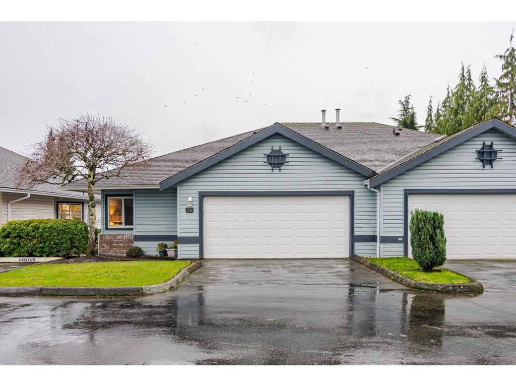 """Main Photo: 76 5550 LANGLEY Bypass in Langley: Langley City Townhouse for sale in """"Riverwynde"""" : MLS®# R2520087"""