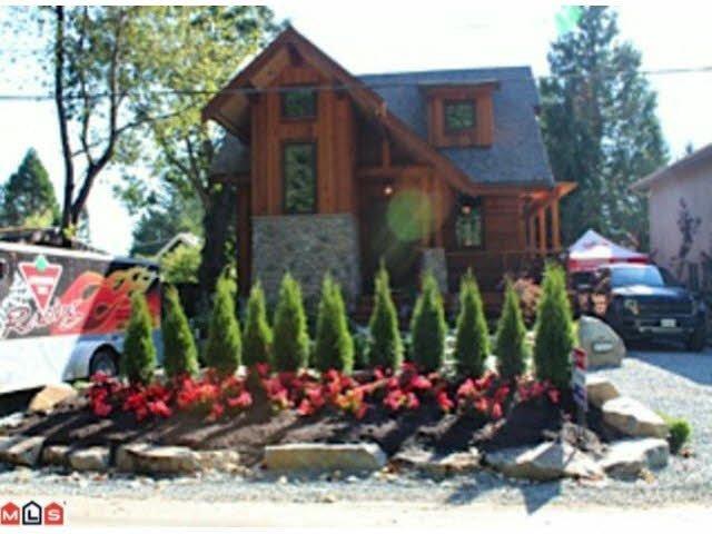 Main Photo: 1990 VERA ROAD in : Cultus Lake House for sale : MLS®# H1303198