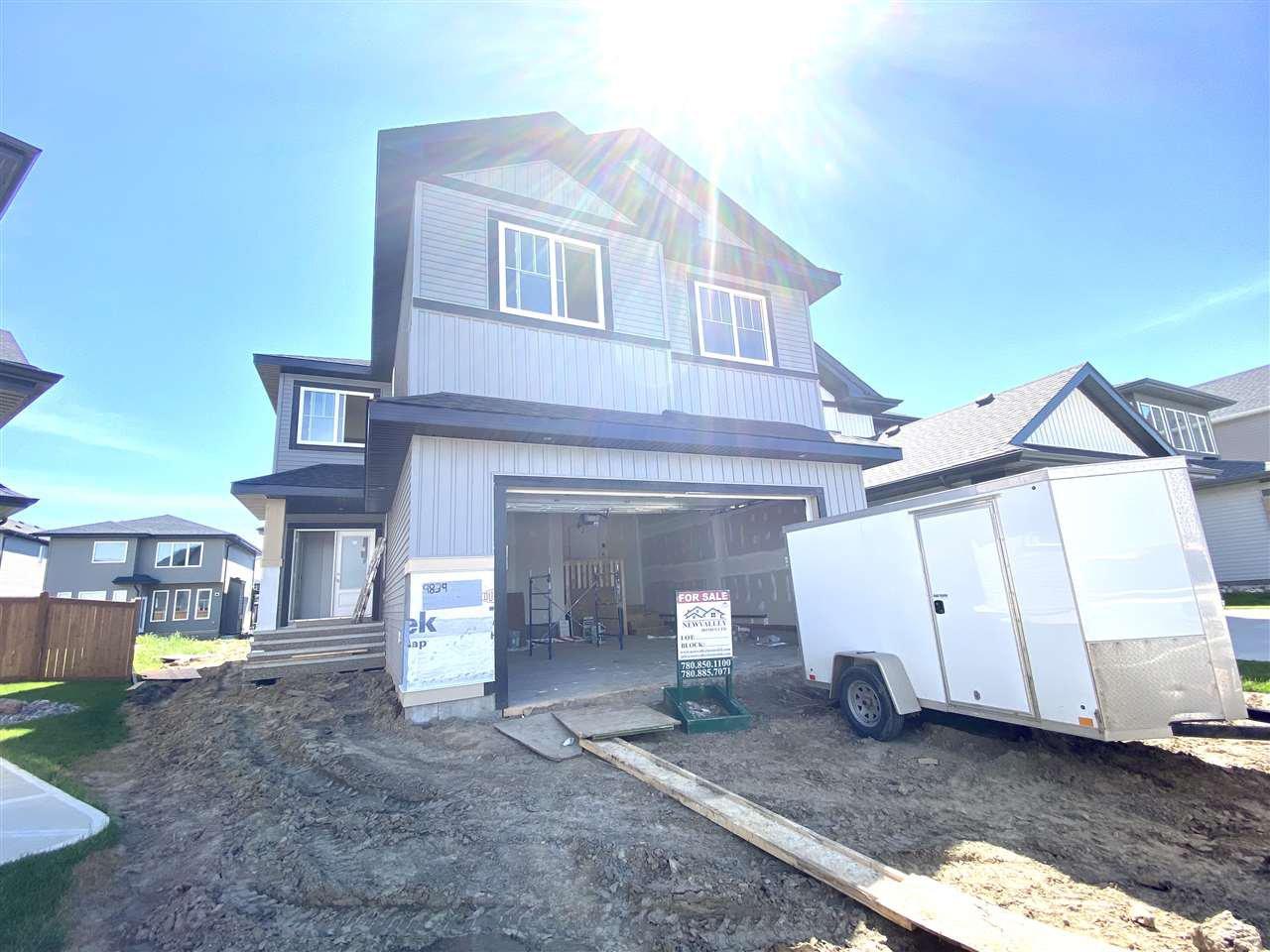 Main Photo: 9839 225 Street in Edmonton: Zone 58 House for sale : MLS®# E4202483