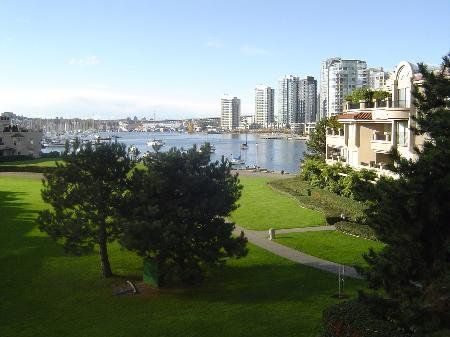 Main Photo: #305  1869 Spyglass Place in VANCOUVER: Condo for sale (False Creek)  : MLS®# V577876