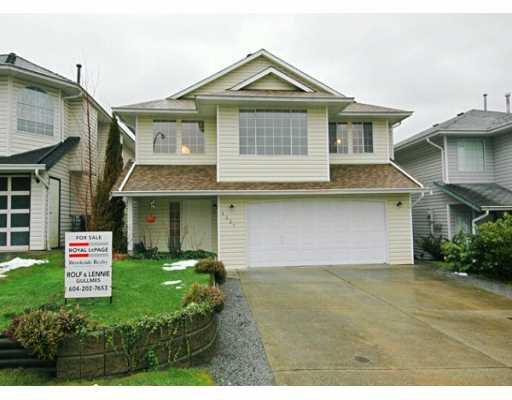 """Main Photo: 1327 WINDSOR Ave in Port Coquitlam: Oxford Heights House for sale in """"OXFORD HEIGHTS"""" : MLS®# V627779"""