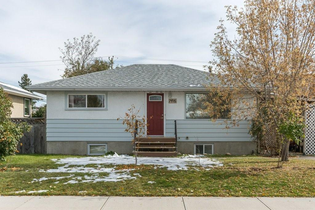 Main Photo: 7416 23 Street SE in Calgary: Ogden Detached for sale : MLS®# C4270963