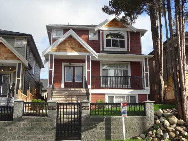 """Main Photo: 4812 DUMFRIES Street in Vancouver: Knight House for sale in """"KNIGHT"""" (Vancouver East)  : MLS®# R2422045"""
