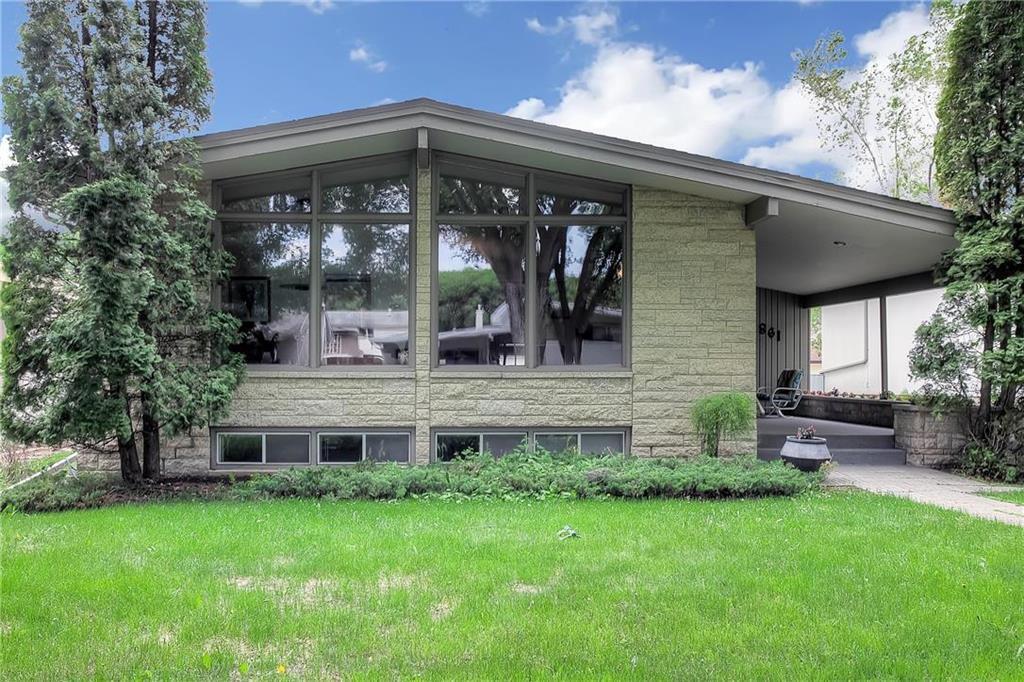 Main Photo: 861 Brock Street in Winnipeg: Residential for sale (1D)  : MLS®# 202012684