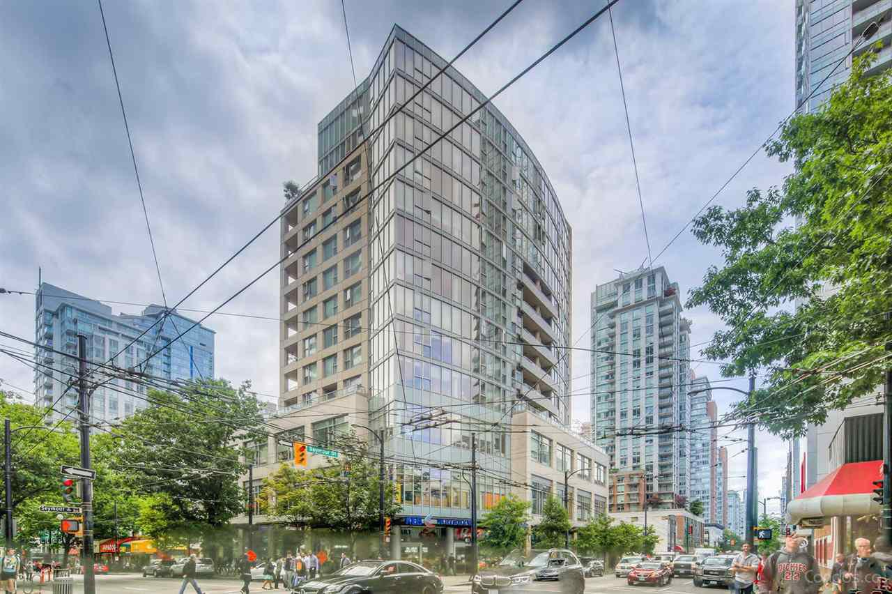 """Main Photo: 907 822 SEYMOUR Street in Vancouver: Downtown VW Condo for sale in """"L'ARIA"""" (Vancouver West)  : MLS®# R2507160"""