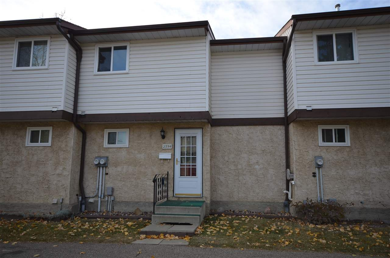 2354 139 Avenue Edmonton 3 Bed 1.5 Bath Townhouse For Sale MLSE4217600