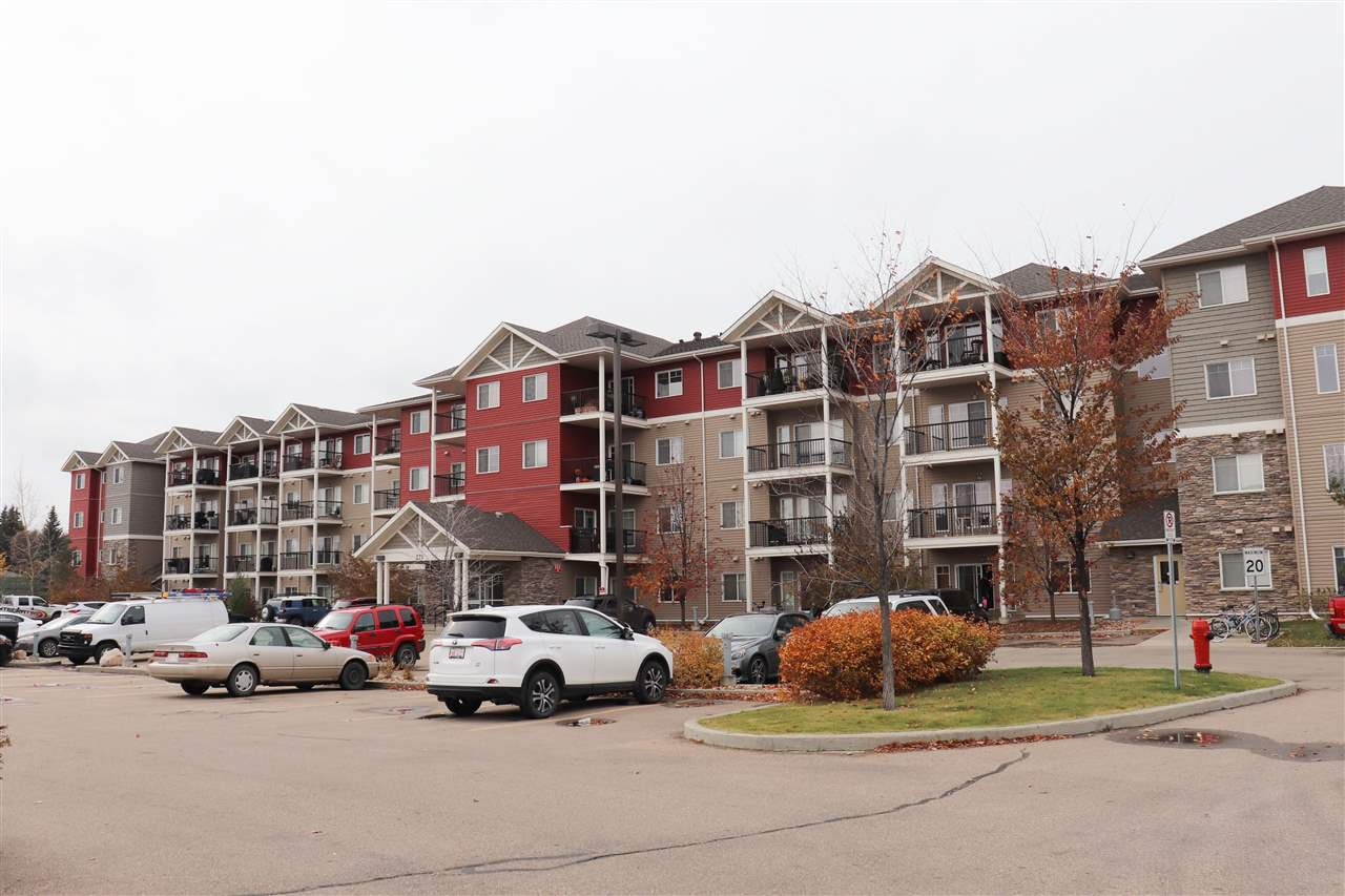 Main Photo: 202 271 CHARLOTTE Way: Sherwood Park Condo for sale : MLS®# E4177532