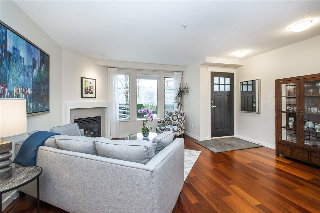"""Photo 3: Photos: 6246 LOGAN Lane in Vancouver: University VW Townhouse for sale in """"HAWTHORN PLACE"""" (Vancouver West)  : MLS®# R2434211"""