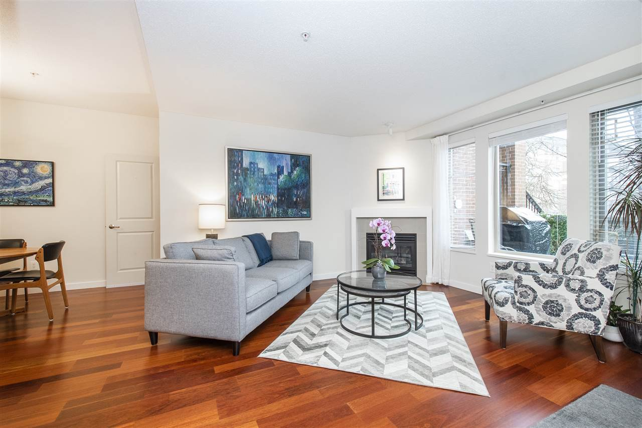 """Main Photo: 6246 LOGAN Lane in Vancouver: University VW Townhouse for sale in """"HAWTHORN PLACE"""" (Vancouver West)  : MLS®# R2434211"""