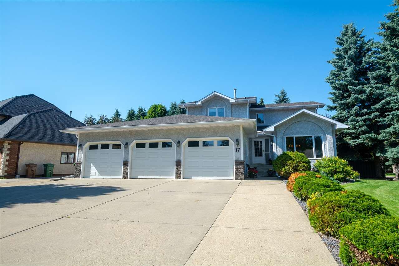 Main Photo: 17 ETON Terrace: St. Albert House for sale : MLS®# E4208161