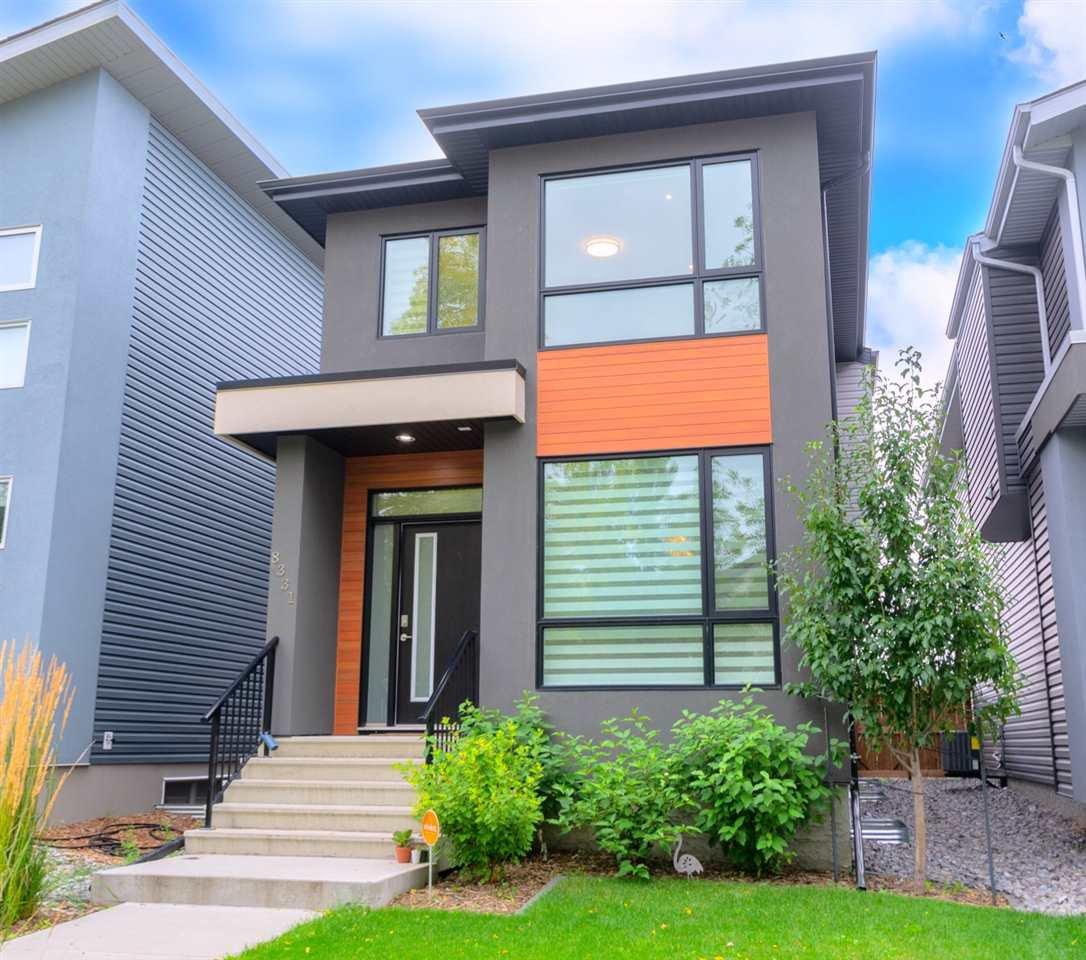 Main Photo: 8331 79 Avenue in Edmonton: Zone 17 House for sale : MLS®# E4213655