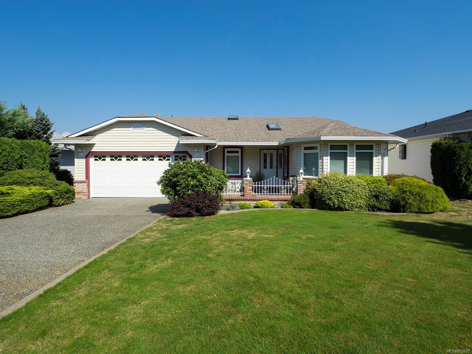 Main Photo: 5168 Coach House Dr in : Na North Nanaimo House for sale (Nanaimo)  : MLS®# 855607