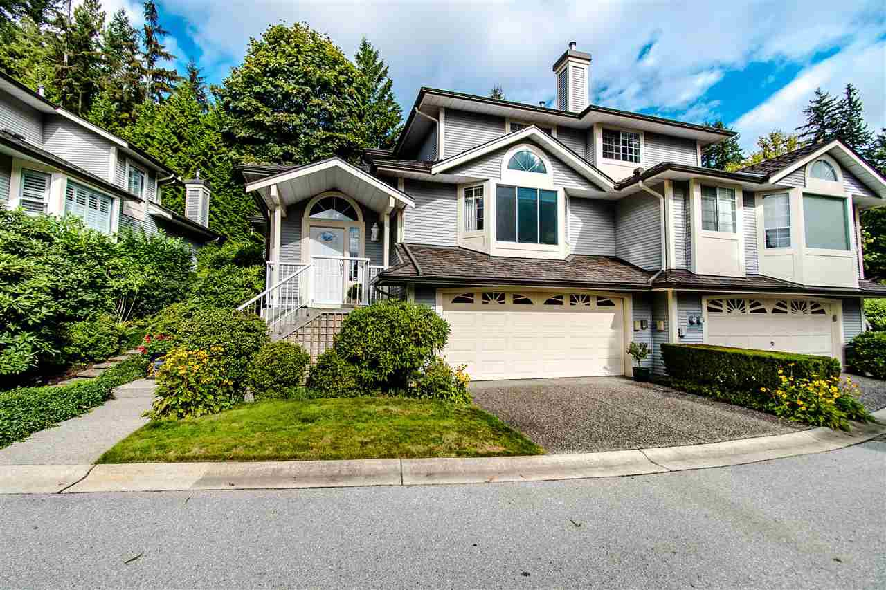 """Main Photo: 117 101 PARKSIDE Drive in Port Moody: Heritage Mountain Townhouse for sale in """"TREETOPS"""" : MLS®# R2502007"""