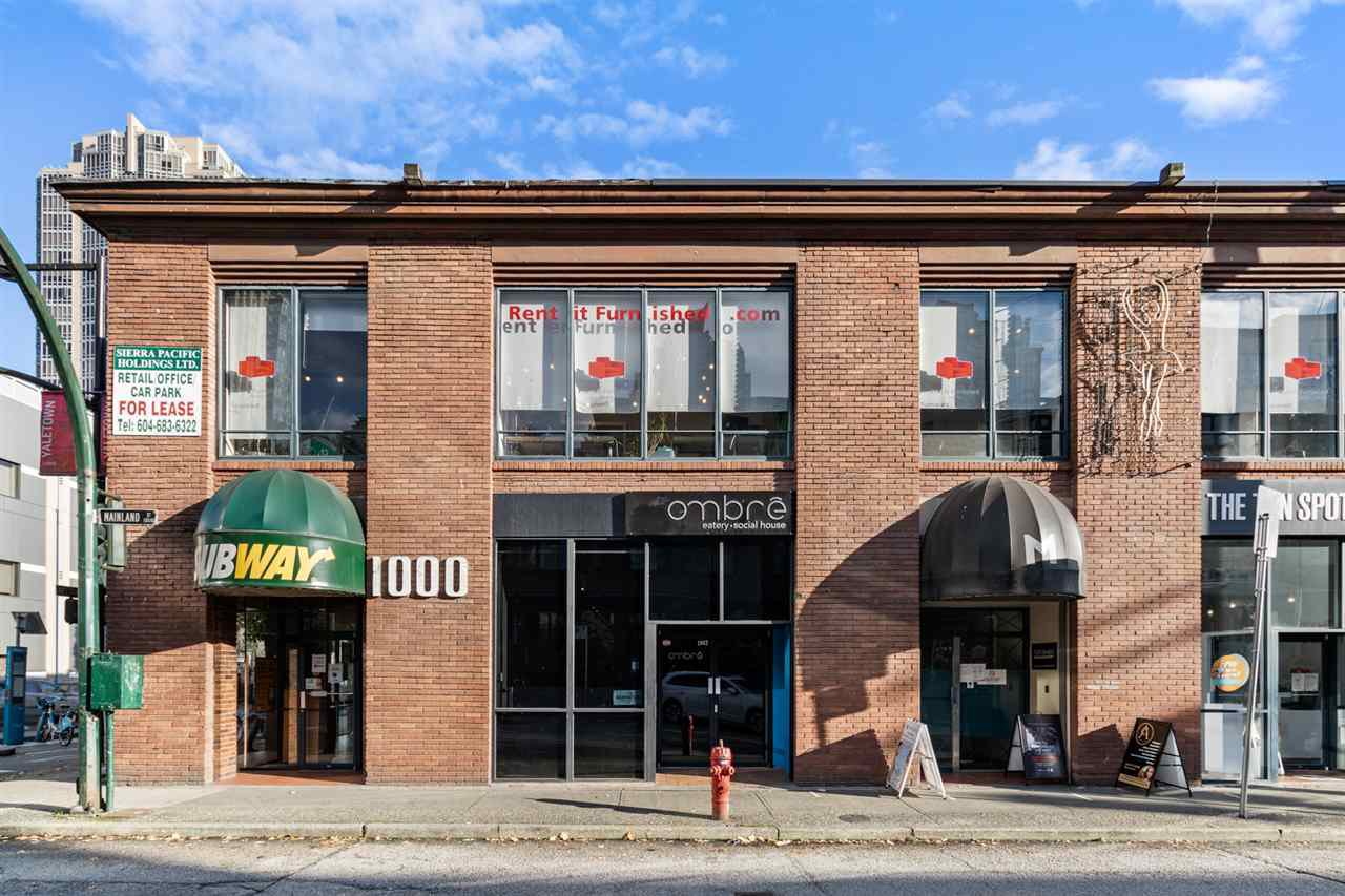 Main Photo: 1002 MAINLAND Street in Vancouver: Yaletown Business for sale (Vancouver West)  : MLS®# C8034519