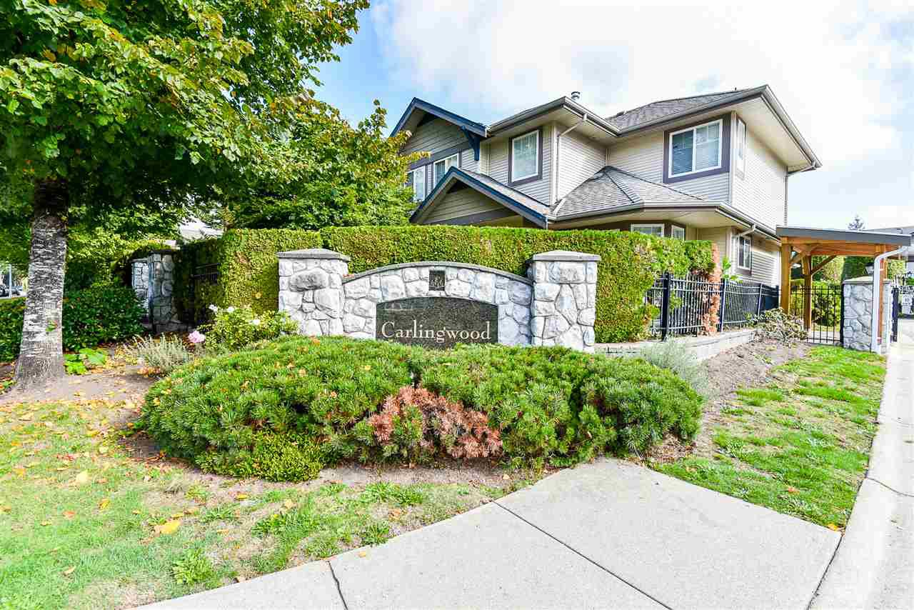 "Main Photo: 83 8888 151 Street in Surrey: Bear Creek Green Timbers Townhouse for sale in ""CARLINGWOOD"" : MLS®# R2508274"