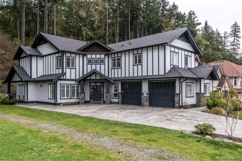 Main Photo: 2188 Players Drive in VICTORIA: La Bear Mountain Single Family Detached for sale (Langford)  : MLS®# 413627