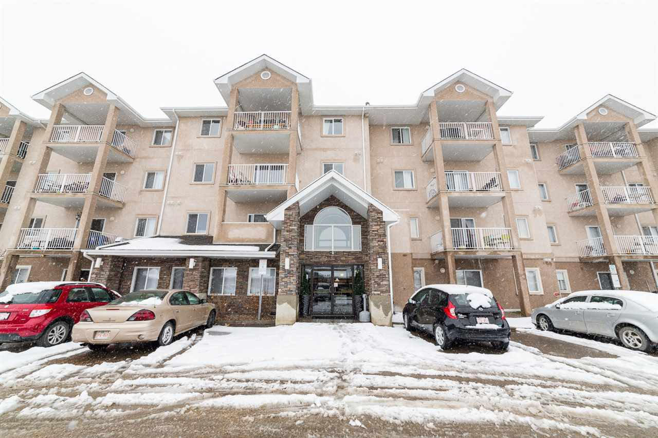 Main Photo: 108 2305 35A Avenue in Edmonton: Zone 30 Condo for sale : MLS®# E4168216