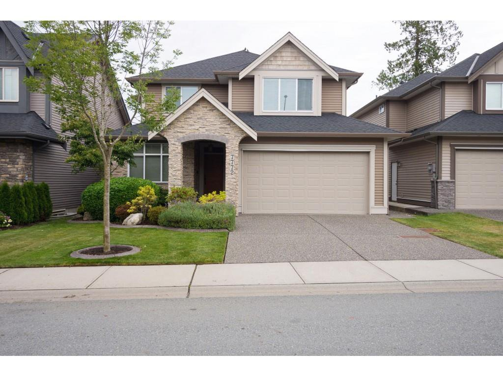 Main Photo: 7772 211 Street in Langley: Willoughby Heights House for sale : MLS®# R2399026