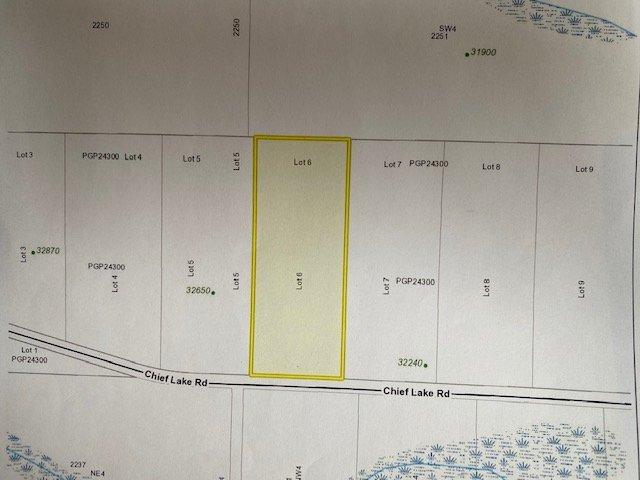 "Main Photo: LOT 6 CHIEF LAKE Road in Prince George: Nukko Lake Land for sale in ""CHIEF LAKE"" (PG Rural North (Zone 76))  : MLS®# R2464872"