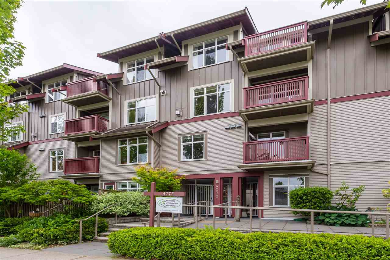 "Main Photo: 201 4272 ALBERT Street in Burnaby: Vancouver Heights Condo for sale in ""Cranberry Commons"" (Burnaby North)  : MLS®# R2472051"
