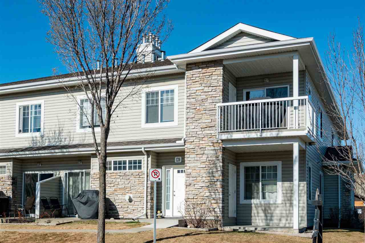 Main Photo: 220 460 CRANBERRY Way: Sherwood Park Carriage for sale : MLS®# E4224323