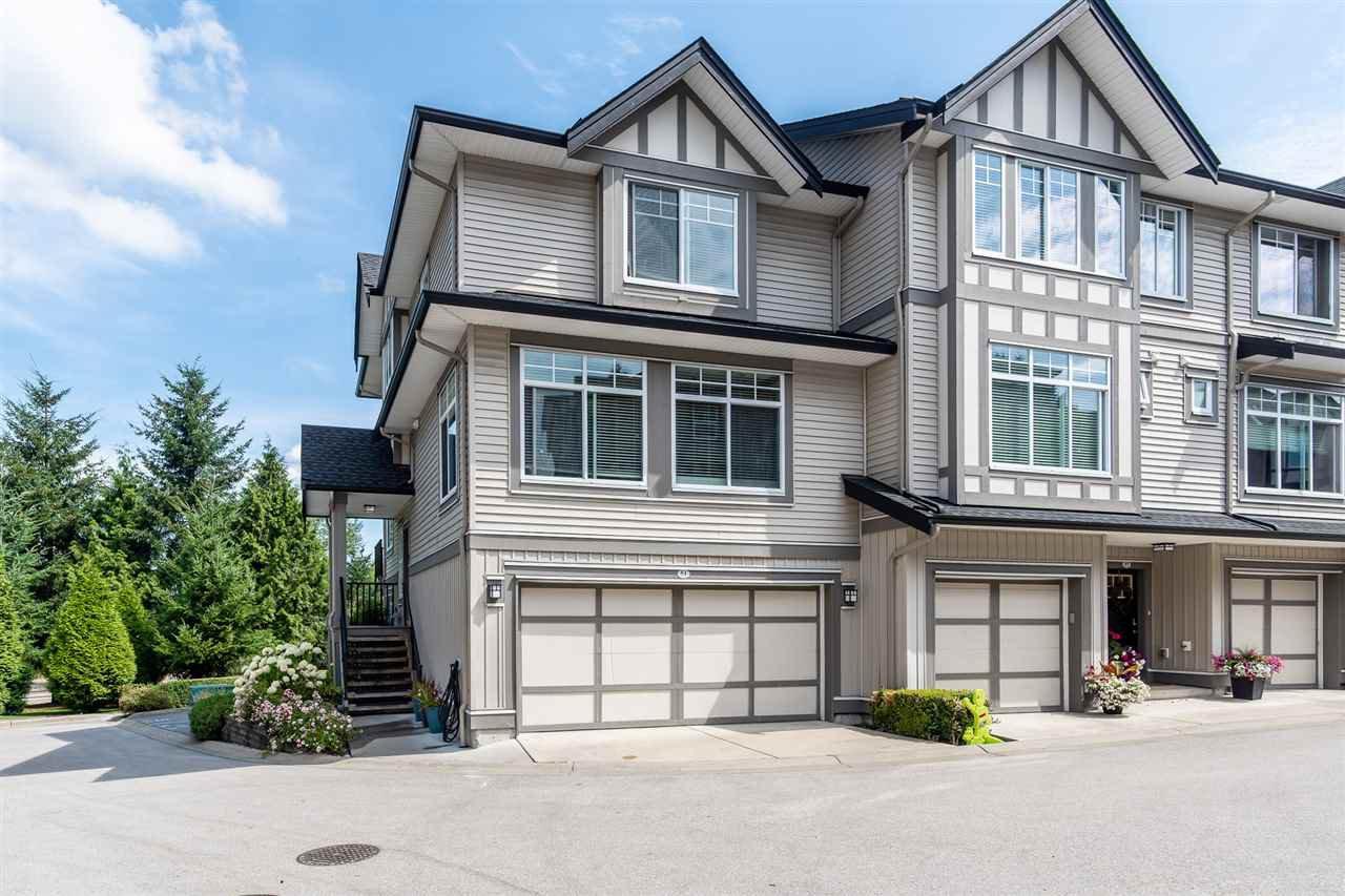 "Main Photo: 51 7090 180 Street in Surrey: Cloverdale BC Townhouse for sale in ""BOARDWALK"" (Cloverdale)  : MLS®# R2482574"