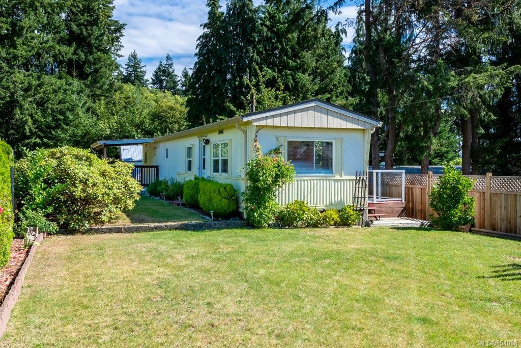 Main Photo: 2120 Rama Rd in : CR Campbell River North Manufactured Home for sale (Campbell River)  : MLS®# 854908