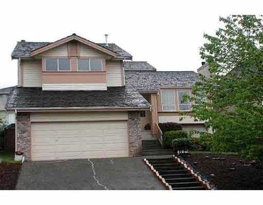 Main Photo: 1187 DURANT DR in Coquitlam: Scott Creek House for sale : MLS®# V571332