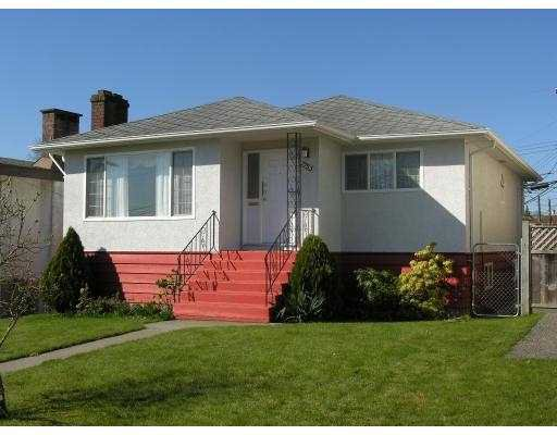 Main Photo: 7753 ONTARIO ST in Vancouver: Marpole House for sale (Vancouver West)  : MLS®# V582489