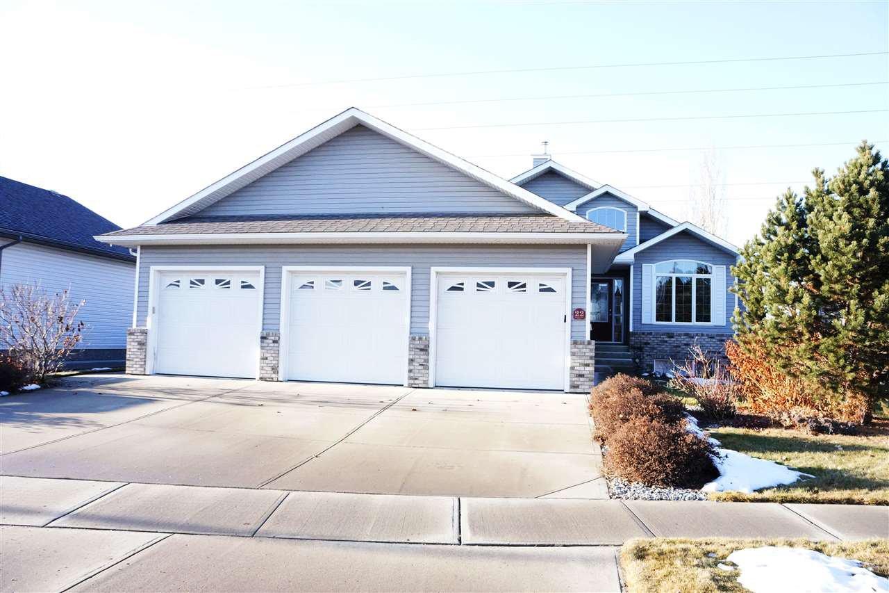 Main Photo: 22 VALLEYVIEW Ridge: Fort Saskatchewan House for sale : MLS®# E4180794