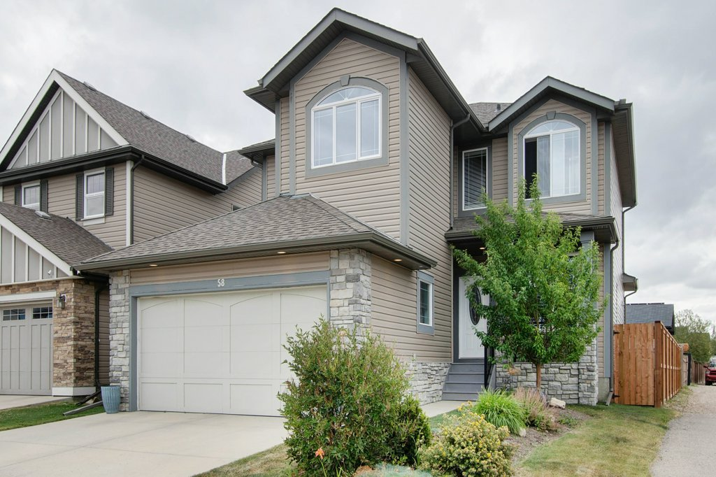 Main Photo: 58 KINGSLAND Way SE: Airdrie Detached for sale : MLS®# A1028143