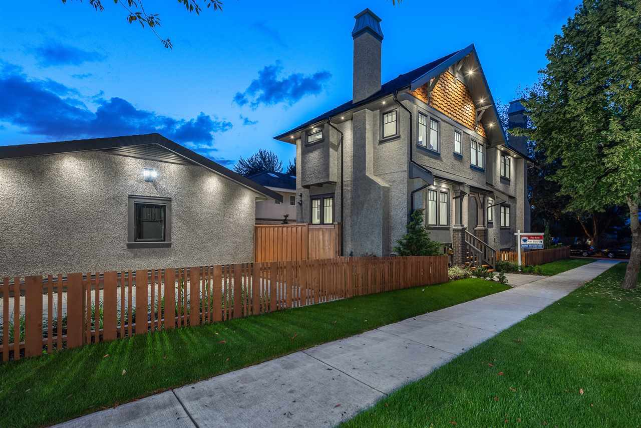 Main Photo: 3133 INVERNESS STREET in Vancouver: Mount Pleasant VE 1/2 Duplex for sale (Vancouver East)  : MLS®# R2391241