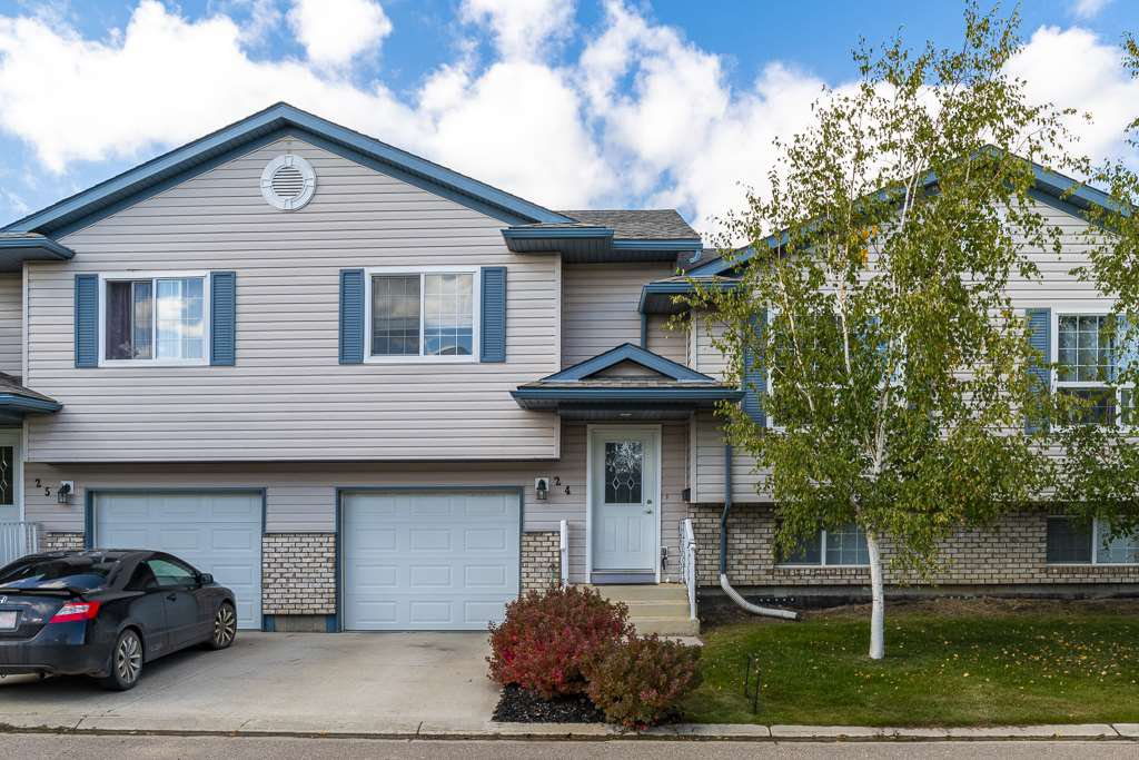 Main Photo: 24 6506 47 Street: Cold Lake Townhouse for sale : MLS®# E4171254