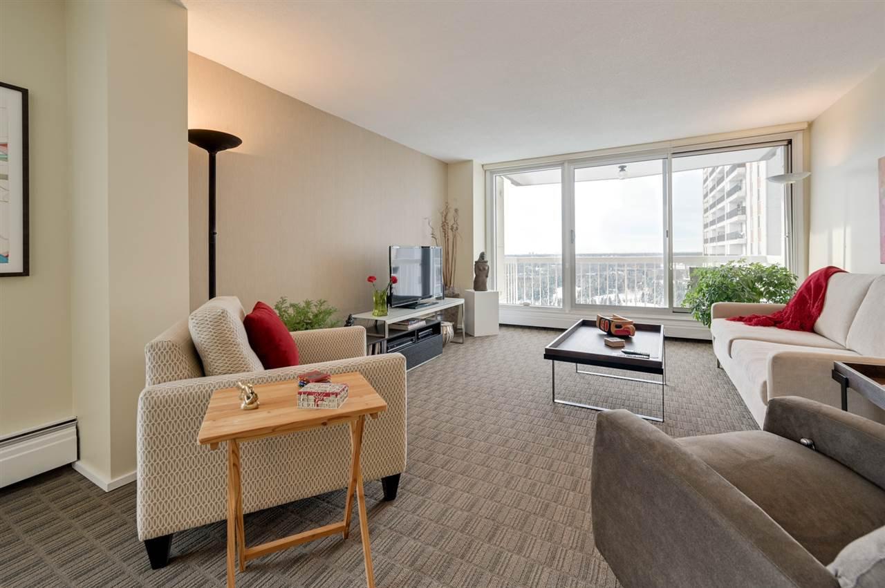 Main Photo: 1003 9835 113 Street in Edmonton: Zone 12 Condo for sale : MLS®# E4184157