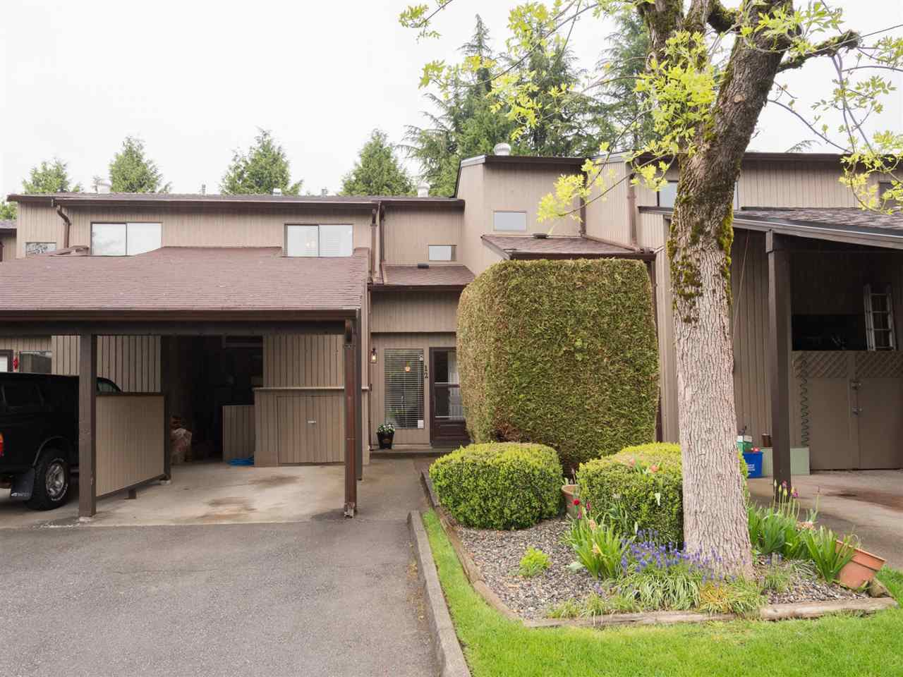 Main Photo: 12 27044 32 AVENUE in : Aldergrove Langley Townhouse for sale : MLS®# R2296126