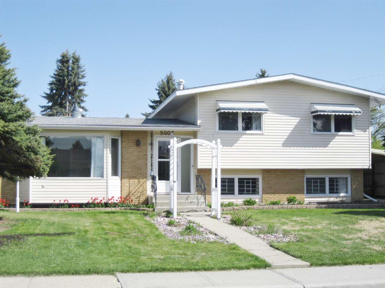 Main Photo: 5007 56 Avenue: Stony Plain House for sale : MLS®# E4197371