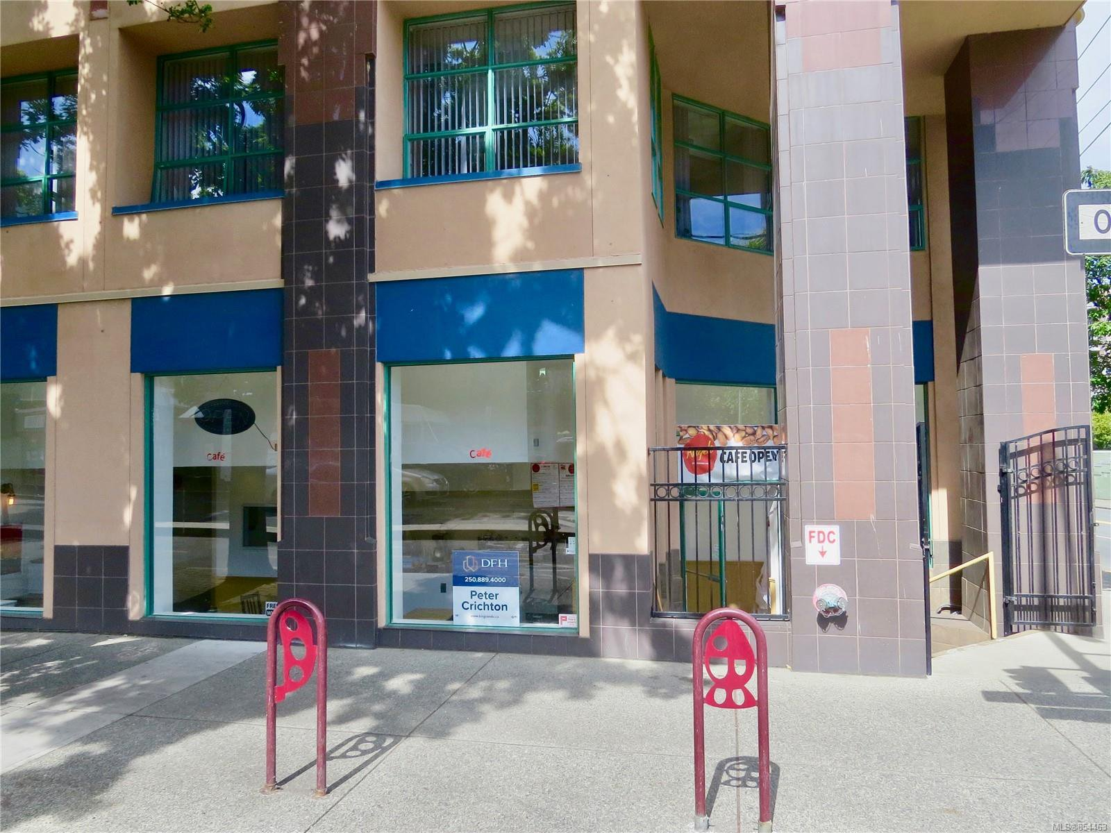 Main Photo: 888 Fort St in : Vi Downtown Business for sale (Victoria)  : MLS®# 854463