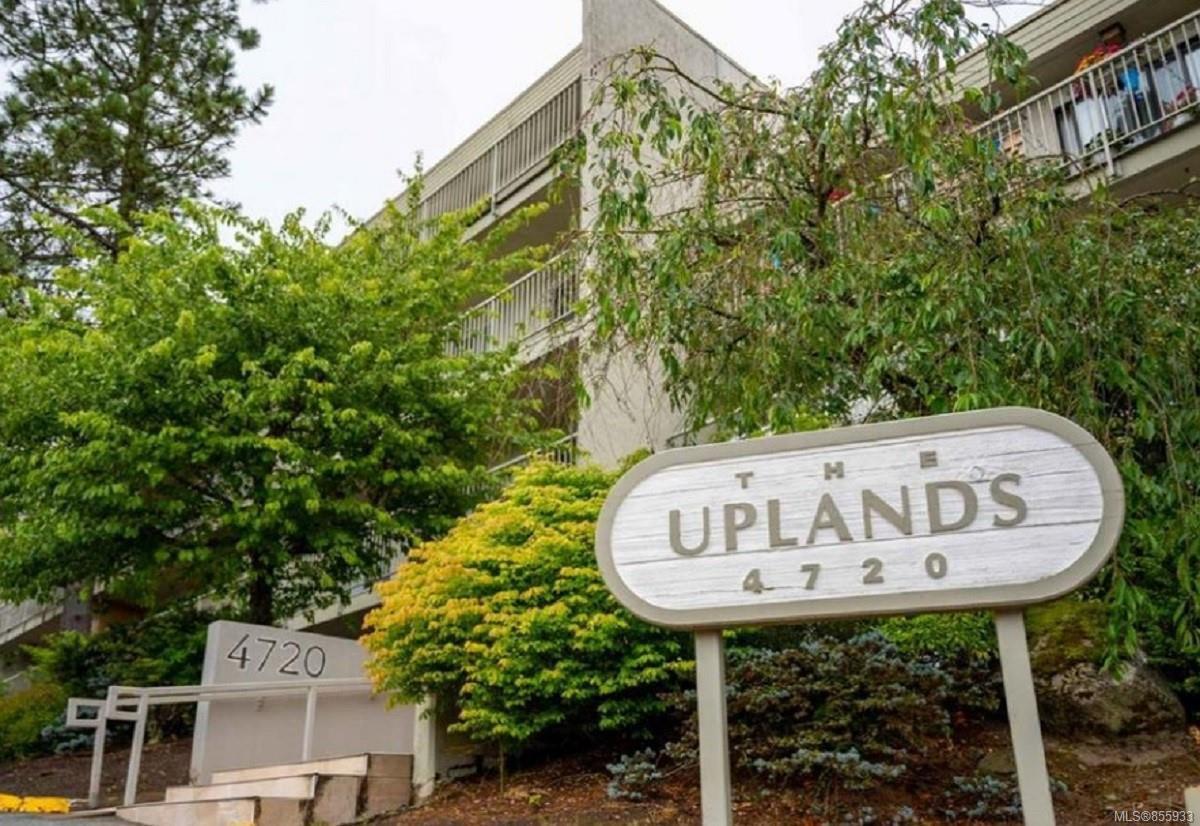 Main Photo: 302 4720 Uplands Dr in : Na North Nanaimo Condo for sale (Nanaimo)  : MLS®# 855933