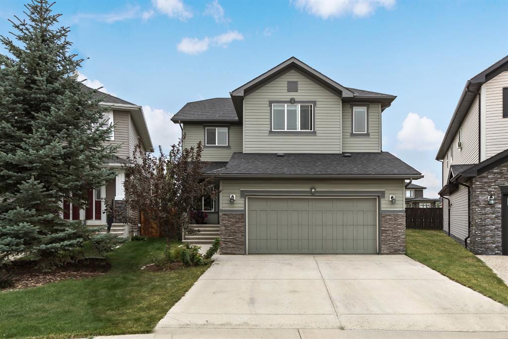 Main Photo: 39 SILVERADO RIDGE Crescent SW in Calgary: Silverado Detached for sale : MLS®# A1043769