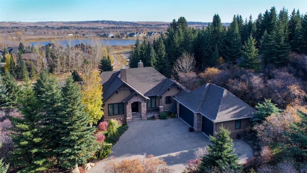 Main Photo: 3 Wolfwillow Lane in Rural Rocky View County: Rural Rocky View MD Detached for sale : MLS®# A1049890