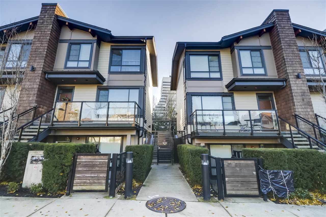 "Main Photo: 44 3728 THURSTON Street in Burnaby: Central Park BS Townhouse for sale in ""Thurston Street"" (Burnaby South)  : MLS®# R2521675"