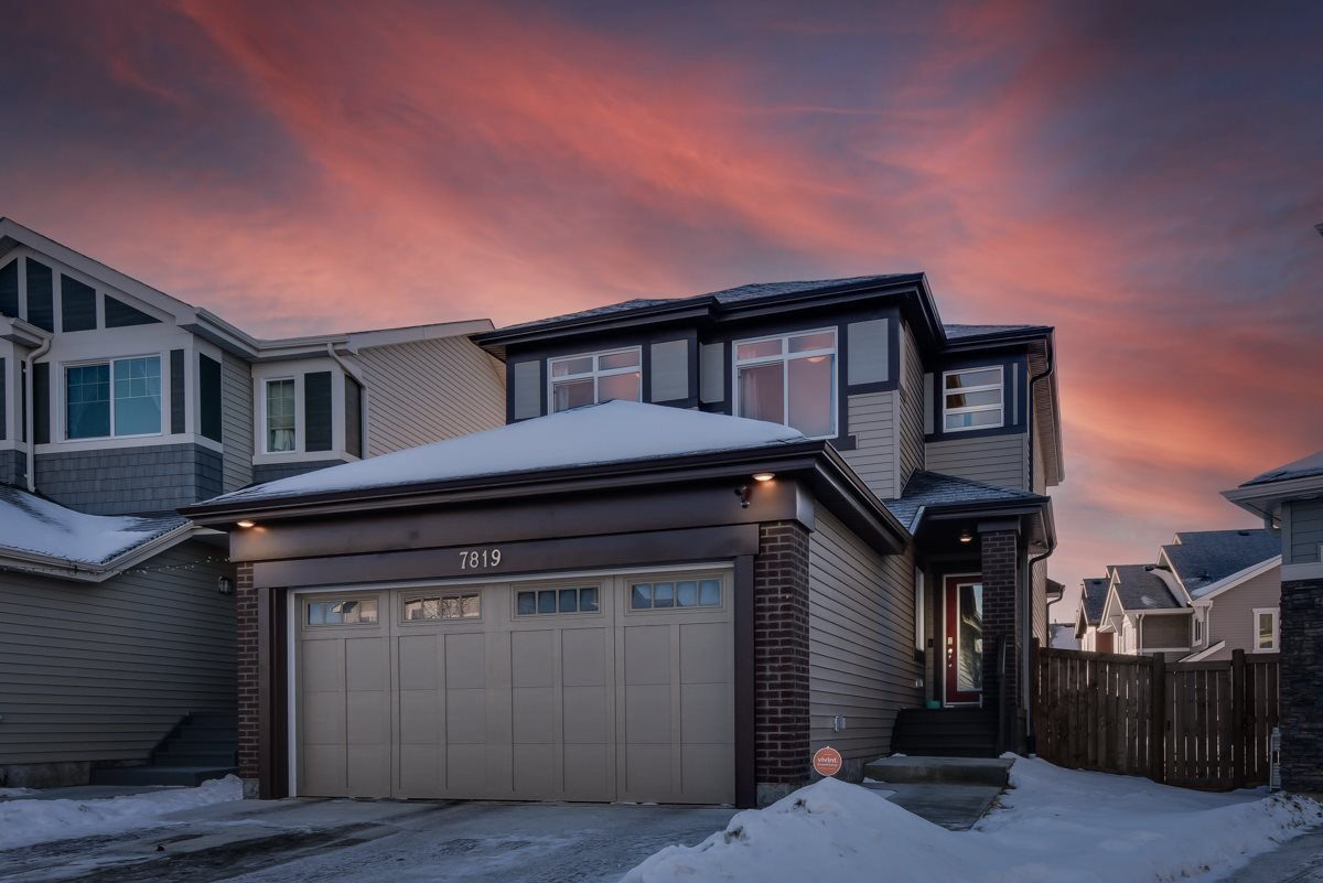 Main Photo: 7819 ERASMUS Wynd in Edmonton: Zone 57 House for sale : MLS®# E4224229
