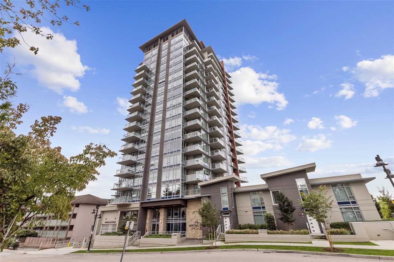 Main Photo: 407 518 WHITING WAY in Coquitlam: Coquitlam West Condo for sale : MLS®# R2510566